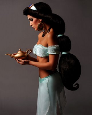 Ryan Astamendi's JASMINE, from Disney's Aladdin